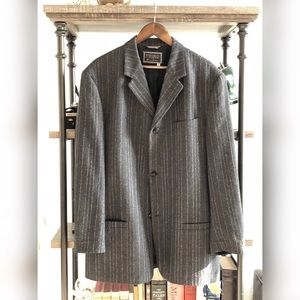 Versace Jackets & Coats - VERSACE Gianni Versace Coat - Tailored - Soft Wool